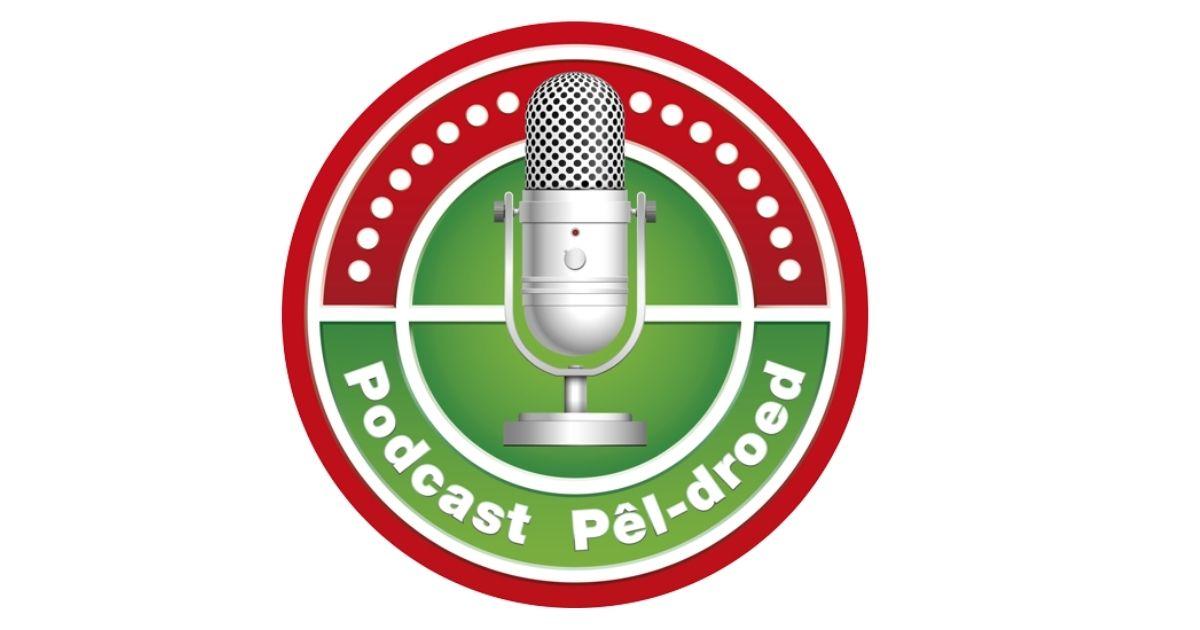 Podcast Peldroed